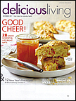 Delicious Living - Eat Well, Enjoy Life, Dec 2011