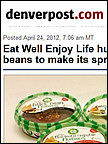 Denver Post - Eat Well Enjoy Life, Apr 2012