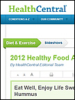 Eat Well, Enjoy Life - HealthCentral, Aug 2012