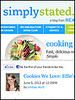 Effies - Real Simple blog - simplystated, Jun 2012