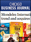 Enjoy Life Foods - Chicago Business Journal, Feb 2015