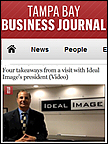Ideal Image -Tampa Bay Business Journal, May 2014