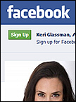 Keri Glassman on Facebook - Belle Chevre, Nov 2010