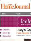 Ladies' Home Journal - Lucy's cookies