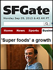 Nutiva - San Francisco Chronicle, Sep 2013