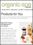 Organic Spa Magazine - Rigoni di Asiago, Feb 2011