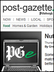 Pittsburgh Post-Gazette - Rigoni di Asiago, Feb 2012