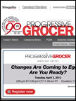 Progressive Grocer - Effies, Mar 2012