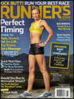 Runner's World (glossy) - Lucy's Cookies, Nov 2010