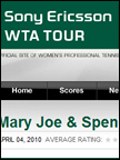 Sony Ericsson WTA Tour - SpendforED