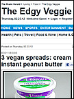 The Edgy Veggie - Eat Well, Enjoy Life, Feb 2012