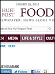 The Huffington Post - Eat Well, Enjoy Life, Jan 2012
