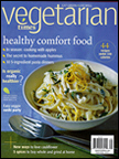 Vegetarian Times - Lucy's Cookies, Sep 2010