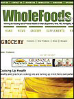 WholeFoods Magazine - Kelapo, Feb 2011