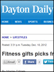 iFitness - Dayton Daily News, Dec 2013