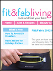 iFitness - Fit and Fab Living, Nov 2012