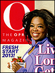 iFitness - O, The Oprah Magazine, Jan 2013