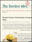 iFitness - The Review Wire, Oct 2012