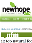 newhope 360, 3 - Eat Well, Enjoy Life, Jan 2012